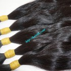 18 inch Virgin Remy Hair Bundles - Wavy Double