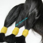 28 inch Remy Virgin Hair Extensions - Wavy Single