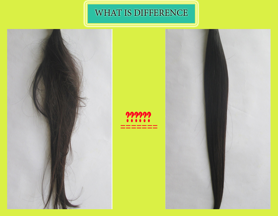 Difference remy and non remy hair blog vietnam remy hair remy hair and non remy hair pmusecretfo Images