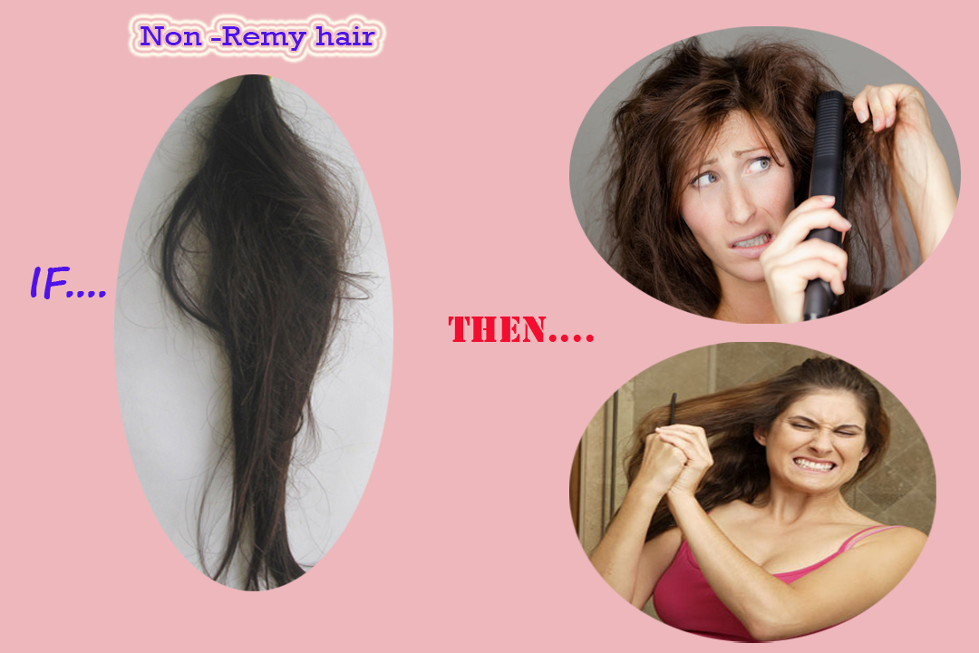 Difference remy and non remy hair blog vietnam remy hair non remy hair pmusecretfo Gallery