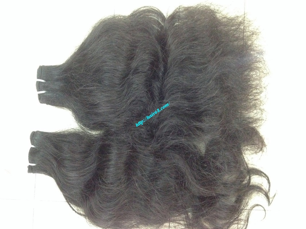 Vietnamese human Hair: Thick - Coarse Hair Extensions