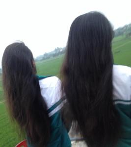 Vietnamese human hair