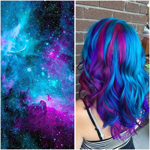 Colored Hair 3