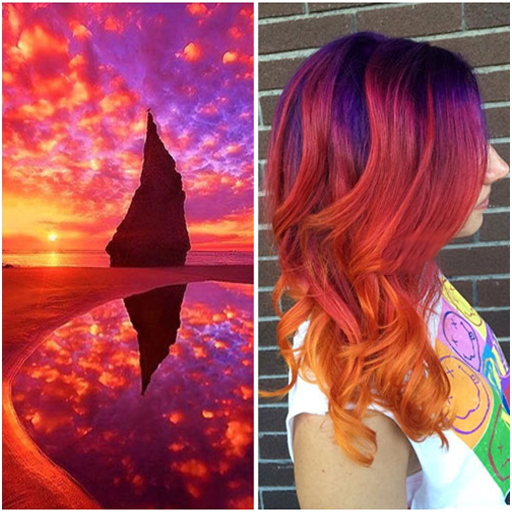Colored hair blog vietnam remy hair colored hair 4 urmus Images