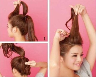 Easy everyday hairstyles 1