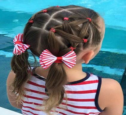 Beautiful Braiding Hairstyles For Little Girls Archives Blog