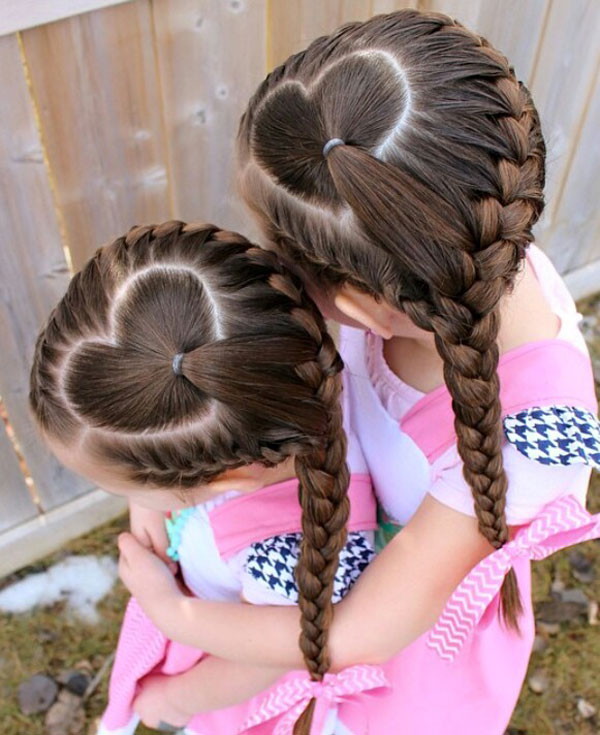 Incredible Beautiful Braiding Hairstyles For Little Girls Archives Blog Hairstyle Inspiration Daily Dogsangcom