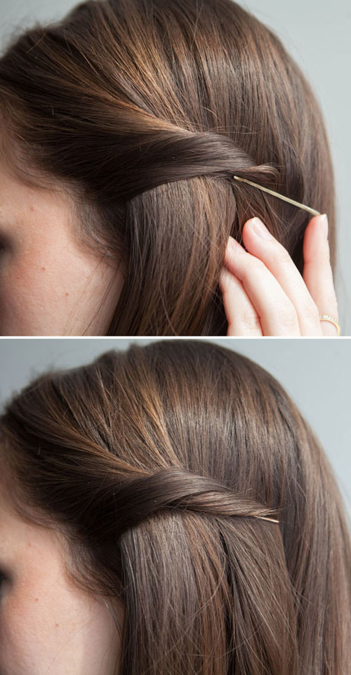 Create-beautiful-hairstyles-with-small-clips-3