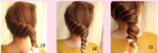 ways to create feminine hair style