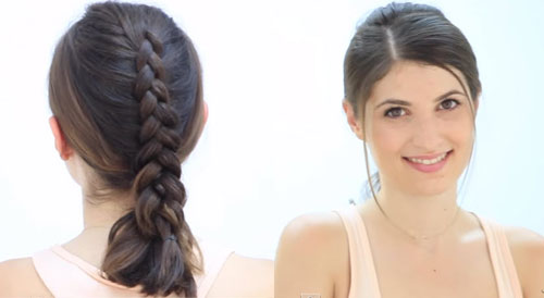hairstyles for women with short hair 4