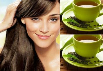 Tips to stimulate hair growth with 7 kinds of natural tea