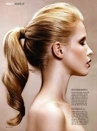 Ponytail Hairstyle 3