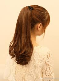 Ponytail Hairstyle 6