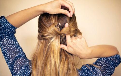 bow tie hair 3