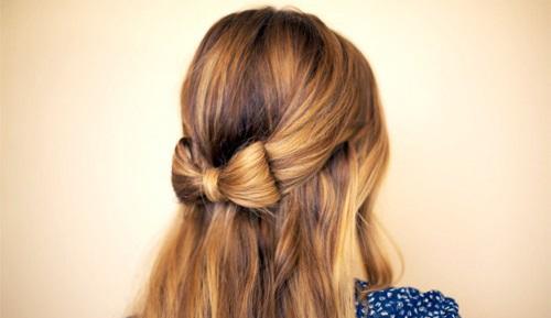 bow tie hair 4