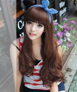 brown color for dyed hair 1