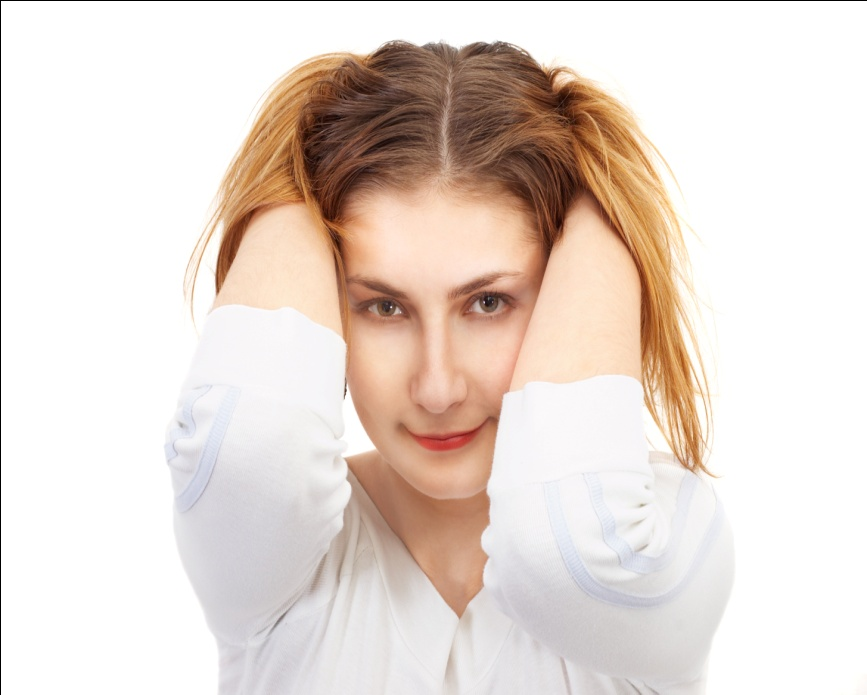 itchy scalp and hair loss 9