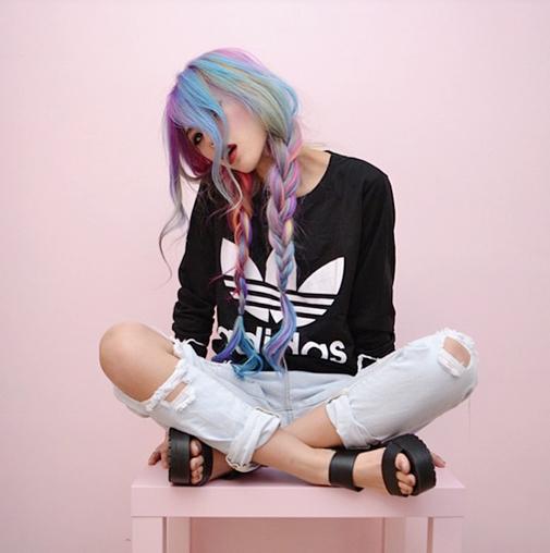rainbow-color-hair-14