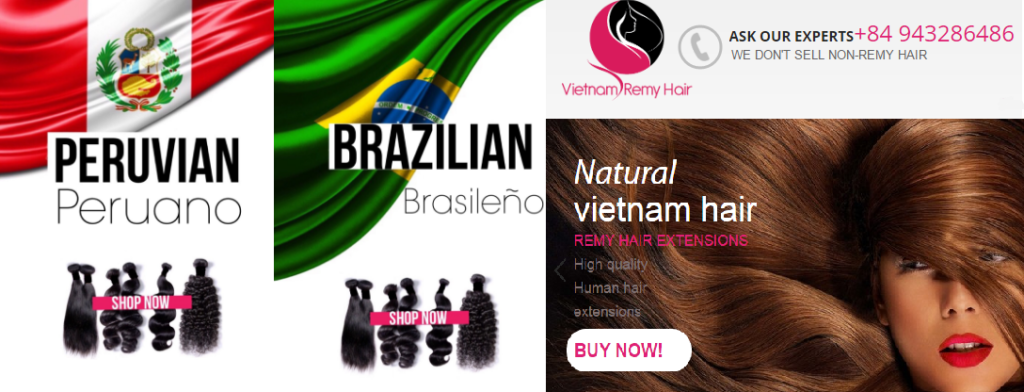 6 things you should know about hair extensions blog vietnam remy hair brands pmusecretfo Gallery