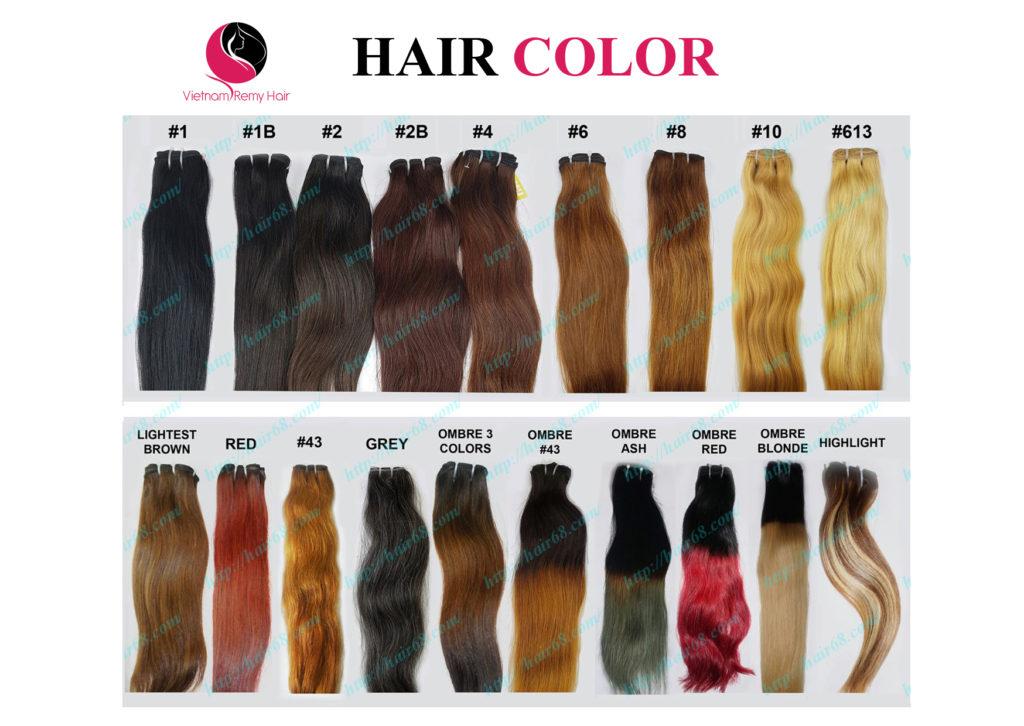 vietnam remy hair company