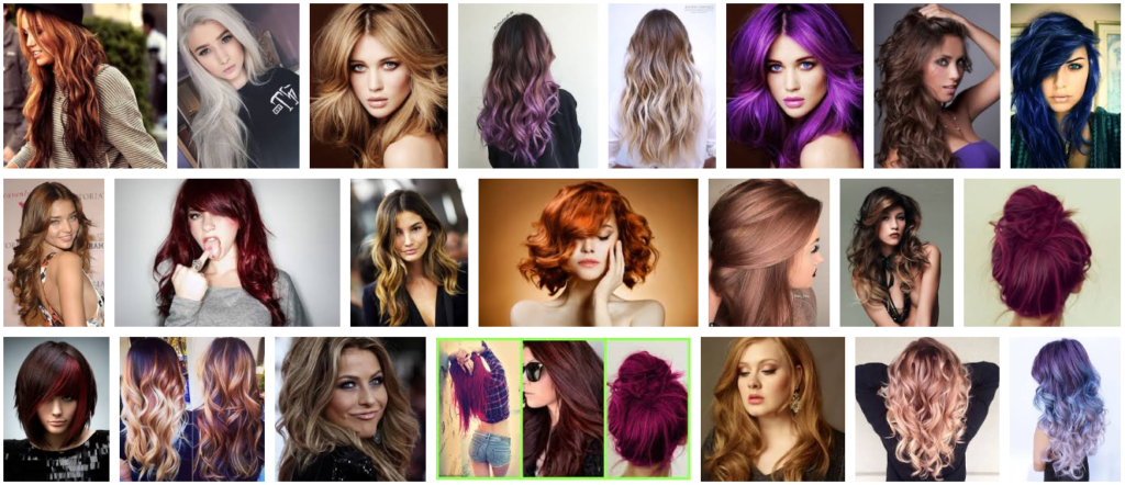 hair colors you could choose