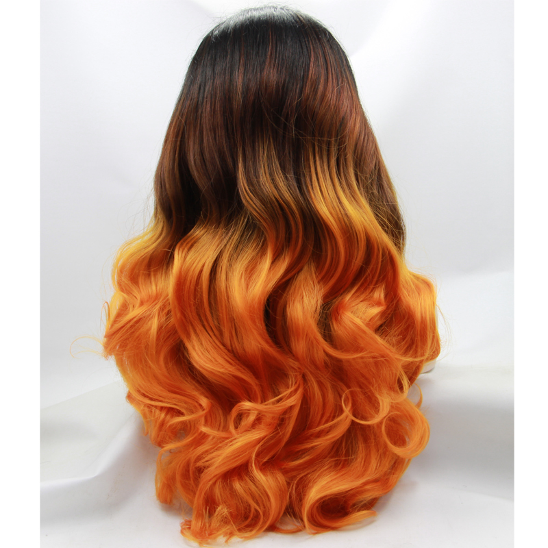 Ombre The Dye Hair Color Suitable For Vietnamese Hair