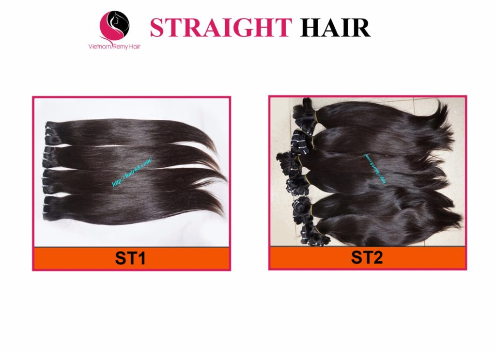 Natural Straight Hair Product Of Vietnam Remy Hair Company