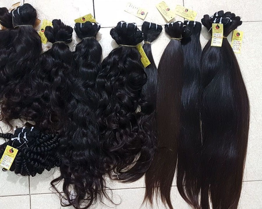 How To Distinguish Bettween Human Hair Extensions And Synthetic Fiber