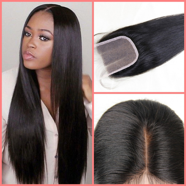 Lace Closure – Four Hair Textures You Can Choose