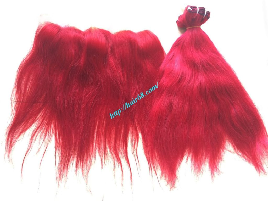 Do You Think Virgin Hair Extensions Can Dye