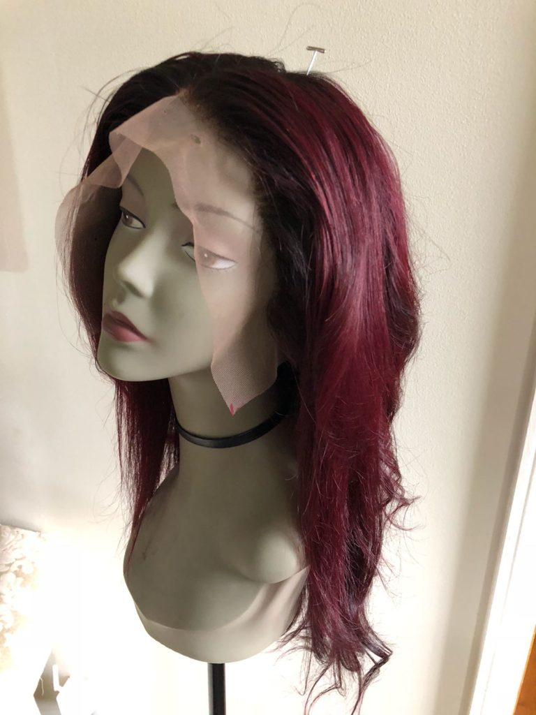 How To Sew A Full Wigs From Vietnamese Hair Bundle And Closure