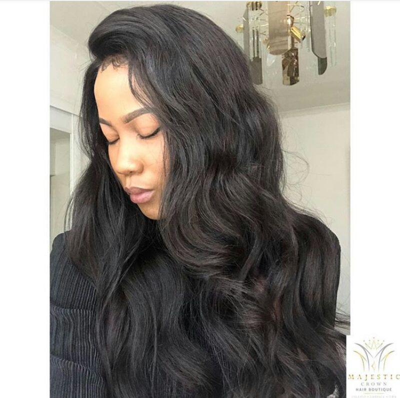 How to sew a full wigs from Vietnamese hair bundle and closure?