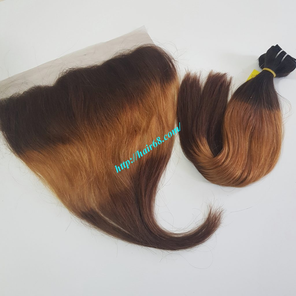 How can i mix closure with Vietnam Hair Weave