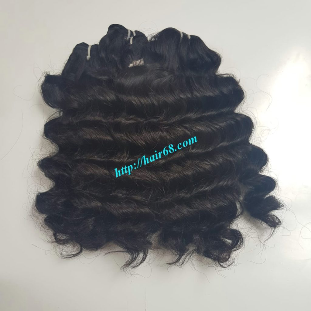 Why choose Vietnamremyhair's wavy human hair