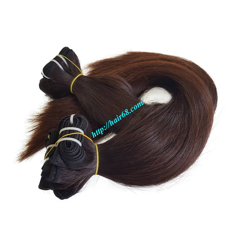 Common weft weave hair extensions problems and best treatments