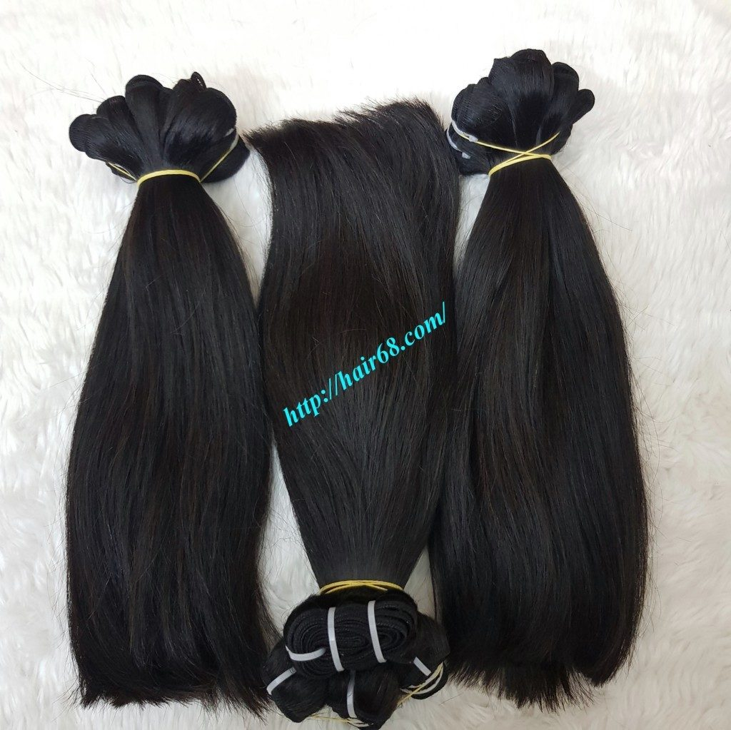 20 inch straight hair