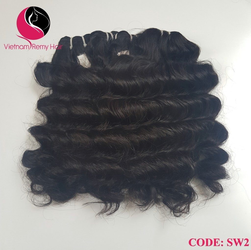wavy remy hair extensions