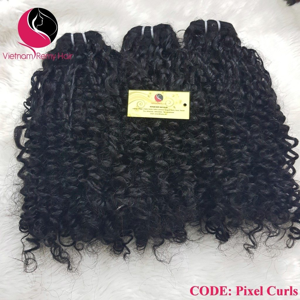 Bad habits when using wavy remy hair extensions