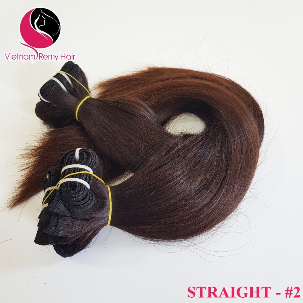 Why weave hairstyles straight hair of Vietnamese is one of the most popular hairs in Asia?