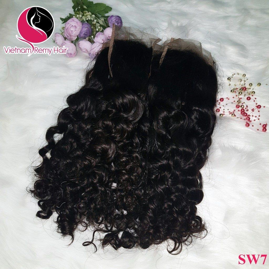 16 inch wavy weave