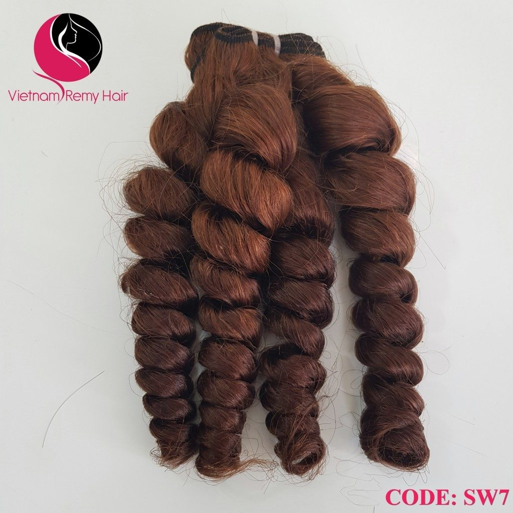 Guide healthy wavy hair weave care after dyeing