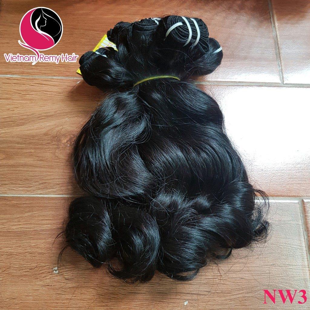 wavy weaves