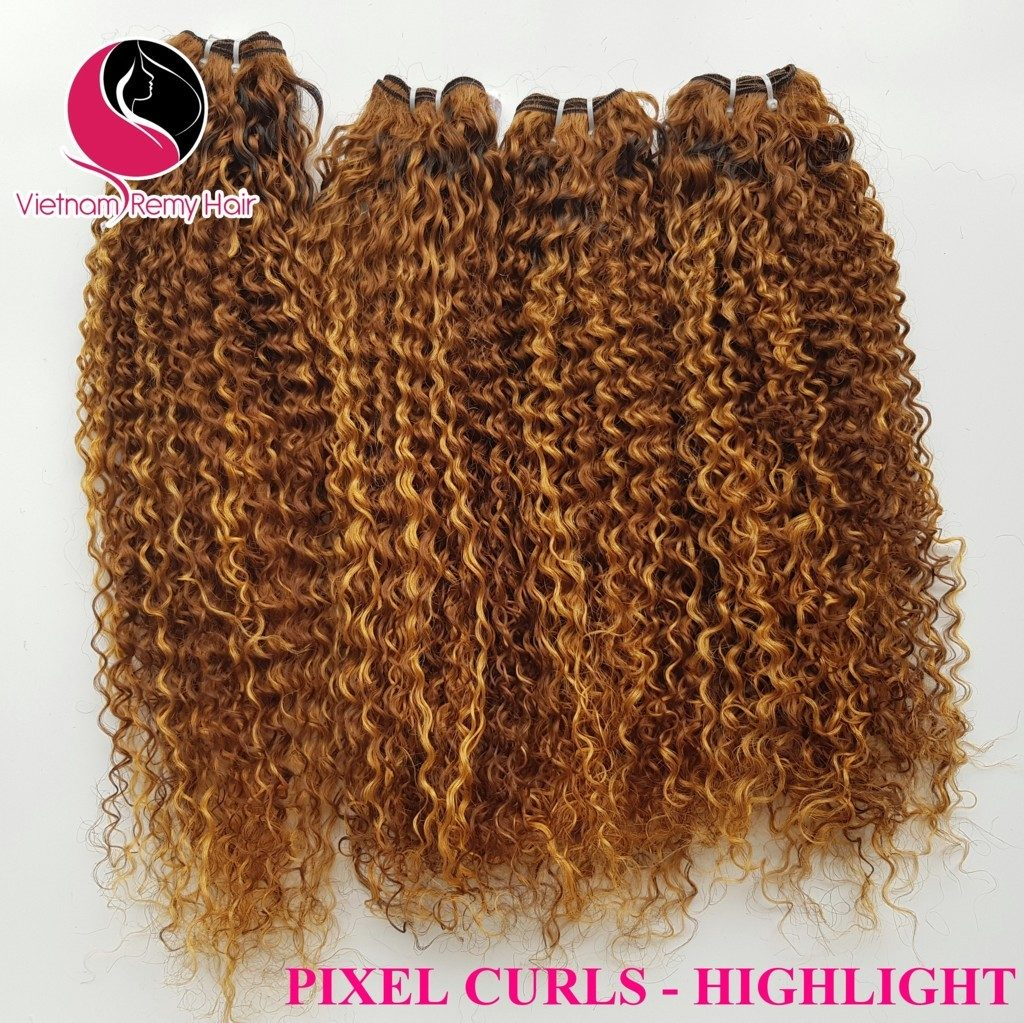 Vietnamese hair extensions supplier