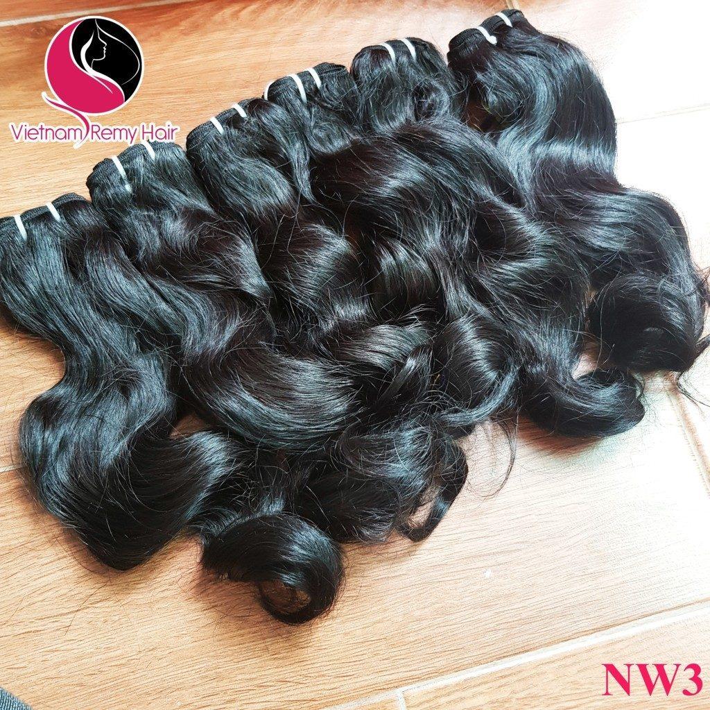 wavy weave hair
