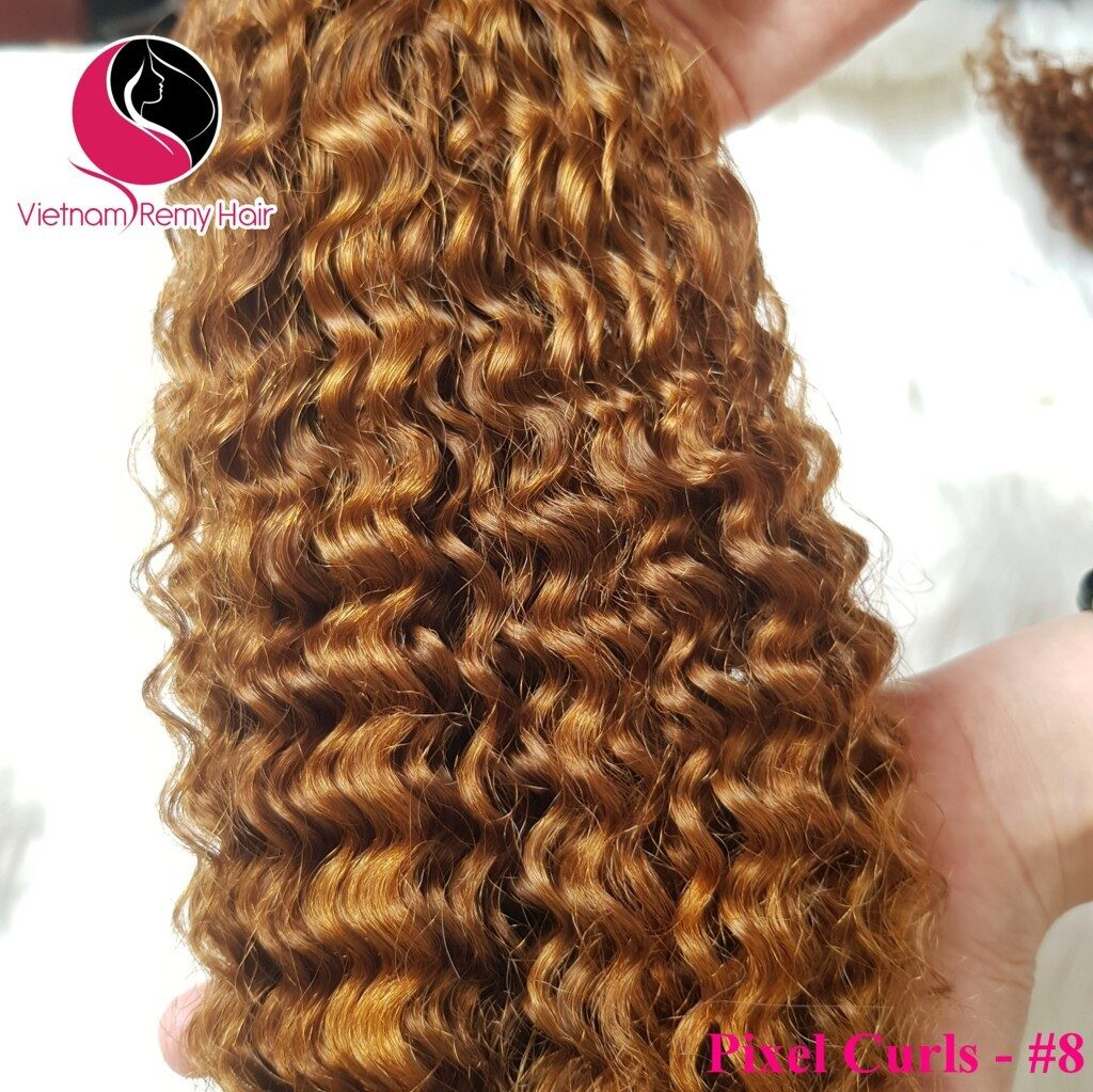 curly natural weave