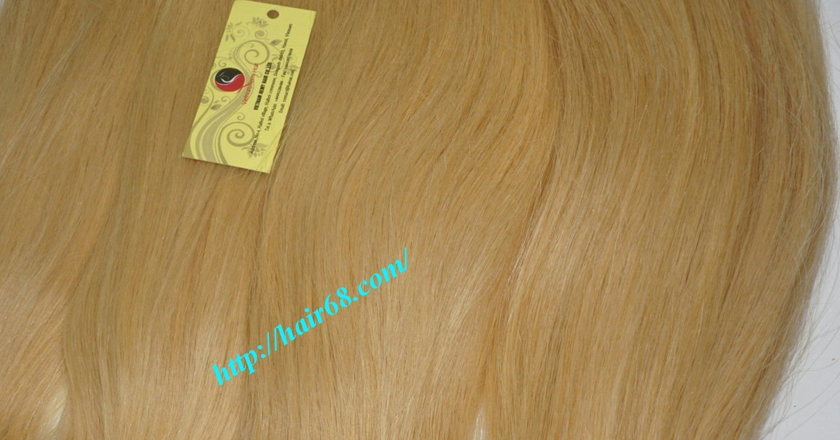 14 inch cheap blonde weave hair extensions 3