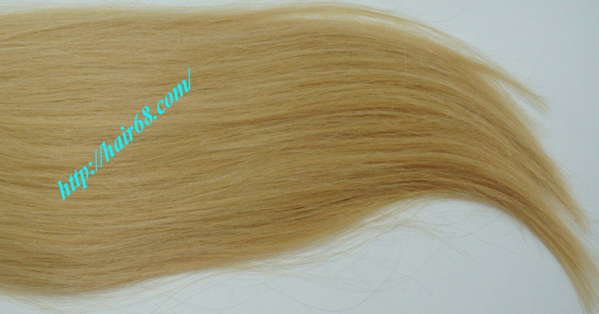 14 inch cheap blonde weave hair extensions 4