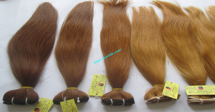 16 inch blonde weave hair extensions 10
