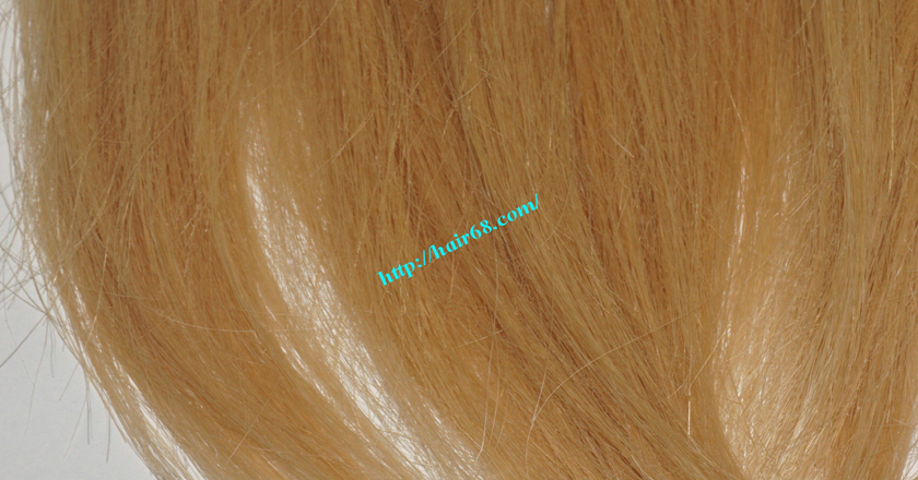 16 inch blonde weave hair extensions 3