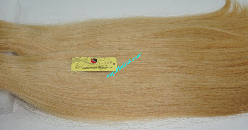 16 inch blonde weave hair extensions 5